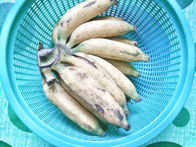 resepi cekodok pisang