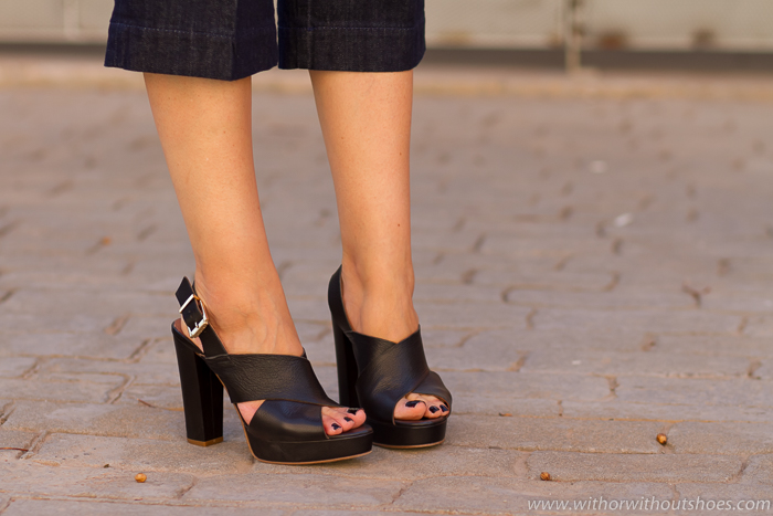 blogger influencer adicta a los zapatos