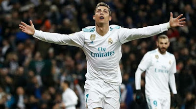 jadwal pertandingan liga spanyol Real Madrid malam ini live, Menunggu Keajaiban Ronaldo