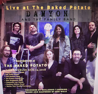 Live at The Baked Potato from Damyon and the Family Band