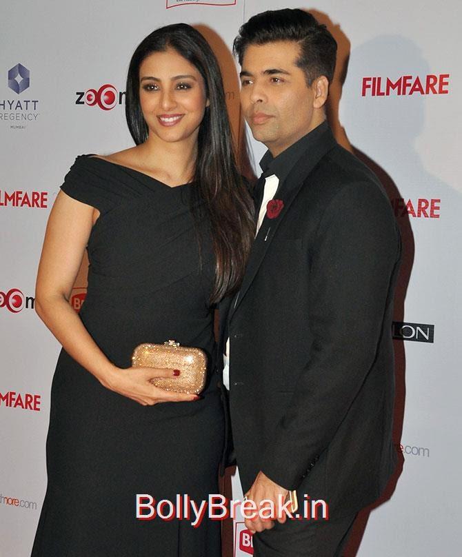 Tabu with Karan Johar