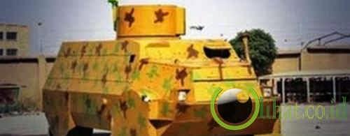 Persenjataan Berteknologi Tinggi