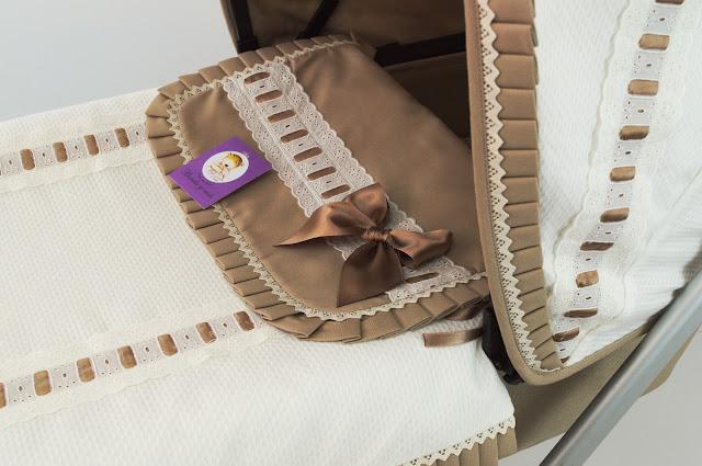 Vestidura lencera Bugaboo beige camel