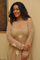 Mumaith Khan in Beig Skin Colored Anarkali Dress at Kalamandir Foundation 7th anniversary Celebrations ~  Actress Galleries 030.JPG