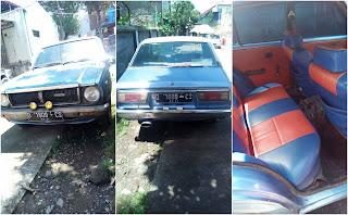 Bukalapak Mobil Klasik Jepangan Corolla 1979 Murah Amblas - BANDUNG