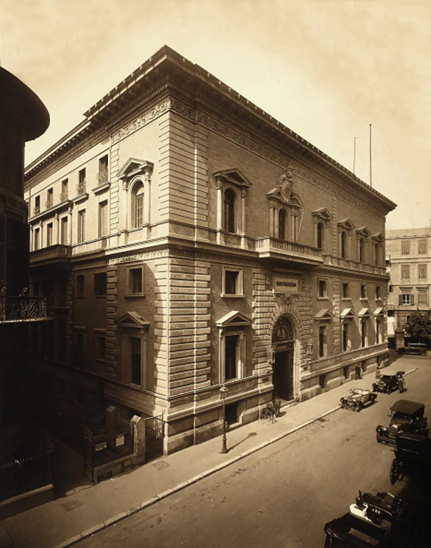 Banco Exterior: Great Egypt: Egypt's Belle Époque Architecture