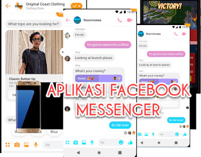 aplikasi facebook messenger 2019