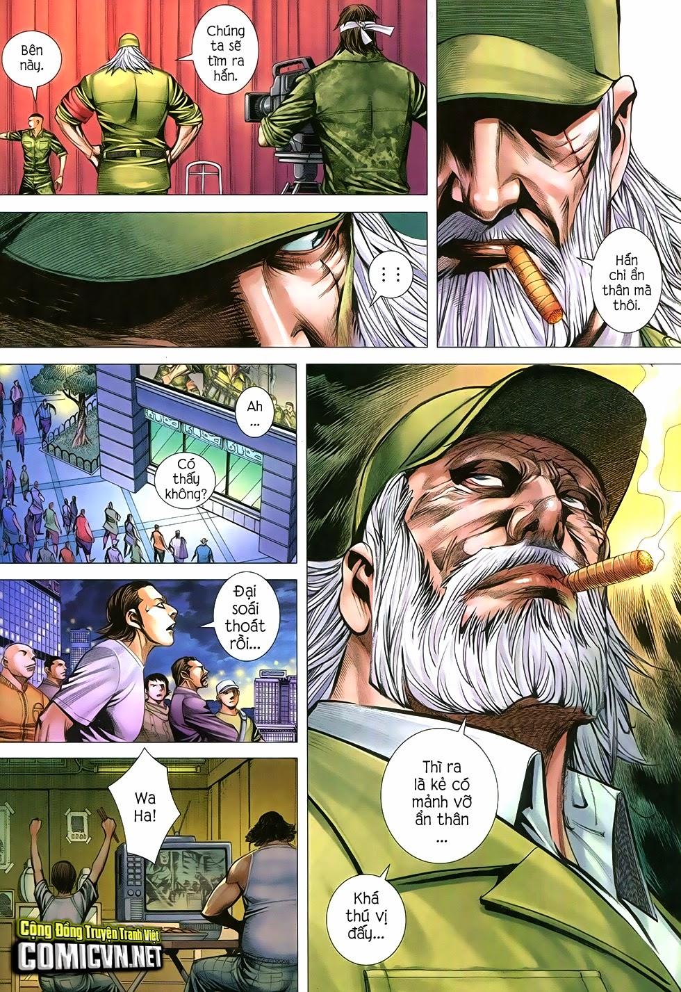 Đại Quân Phiệt chap 12 trang 26