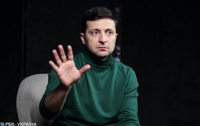 Владимир Зеленский заявил, что между украинцами и россиянами общее только государственная граница