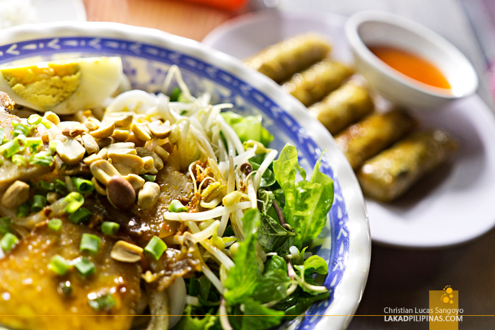 Hoi An Ancient Town Vietnam Food