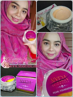 Make Up Natural Tanpa Foundation Tebal