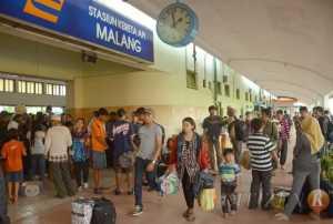 Jadwal Kereta Api Surabaya ke Malang