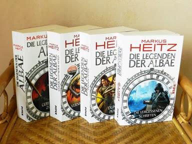 Markus Heitz Die Legenden Der Albae Ebook