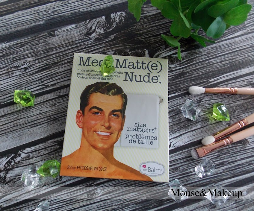 The Balm - Meet Matt(e) Nude