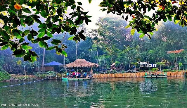 Wisata Pinggiran Jogja, Taman Glugut