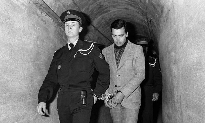 Хамид Джандуби  | Последний казнённый на гильотине