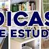 Manual de Sobrevivência Universitária da Vitória: Dicas de estudo