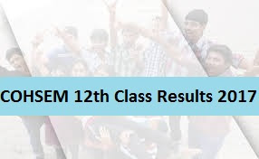 Manipur Inter Result 2017