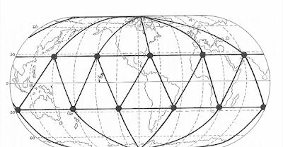 二十面體的結點是自然的星際之門
