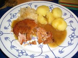 carne e batatas