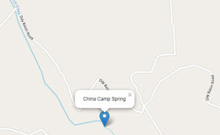 Chinese, Wheeler County, gold mining
