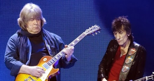 Aftermath 39 Years Ago Mick Taylor Quits The Rolling