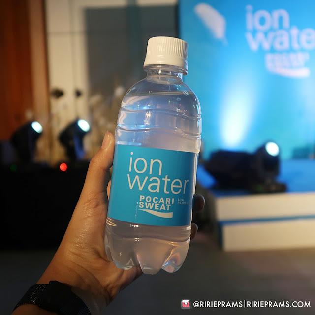 Minuman Tanpa Dosa, Ion Water Rendah Kalori?
