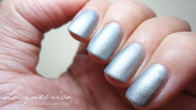 Nails Top Shop Mermaid Matte