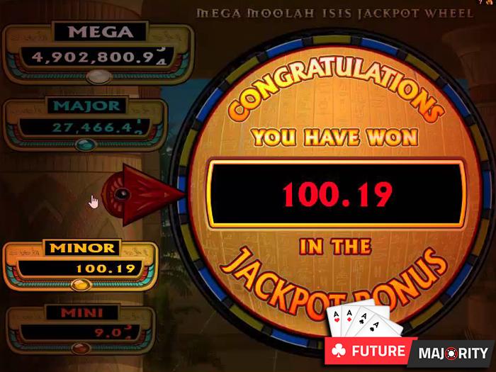bonus jackpot slot