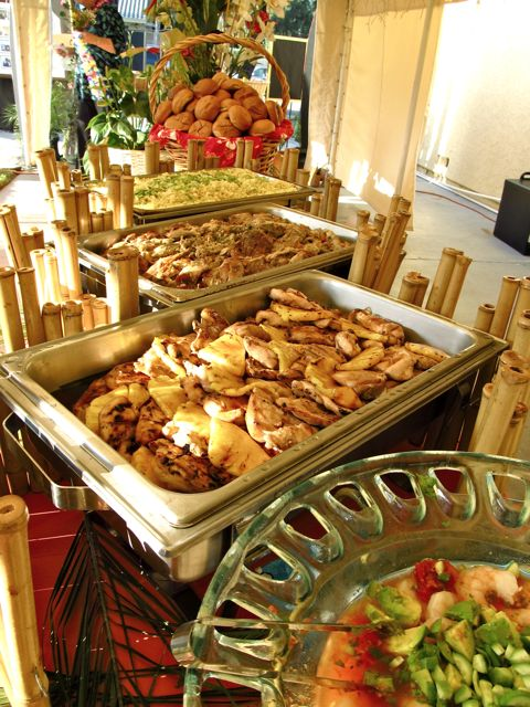 Party Food Ideas Buffet Style