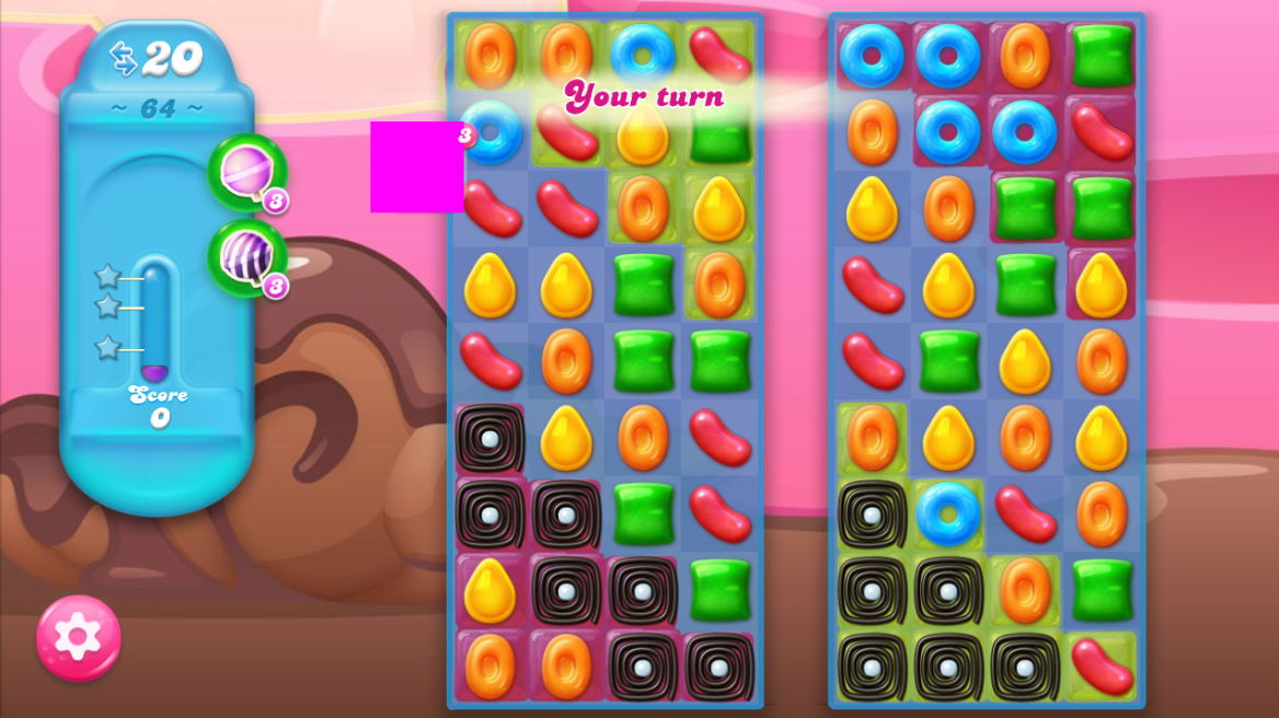 Candy Crush Jelly Saga 64