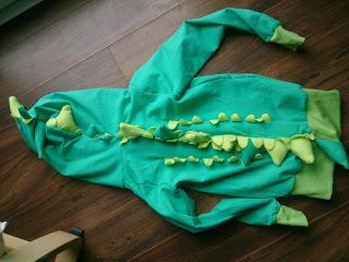 IKEA Flecce decke Krokodil grün dino Frosch