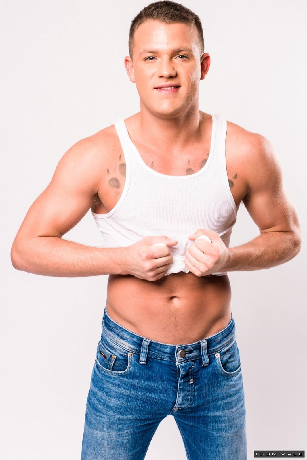 Hall of Hot Men: ICON MALE: Brandon Wilde