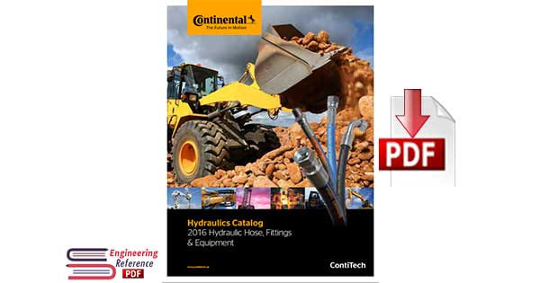 Hydraulics Catalog 2016 Hydraulic Hose, Fittings & Equipment