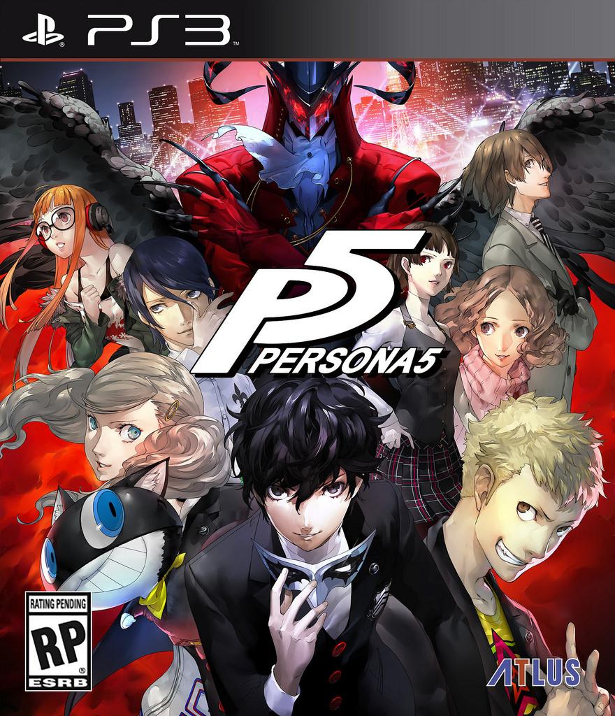 [GAMES] ペルソナ5 / Persona 5 (PS3/JPN)