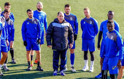 Eldense Coach Arrested By Spanish Police After Losing 12-0 To Barcelona B