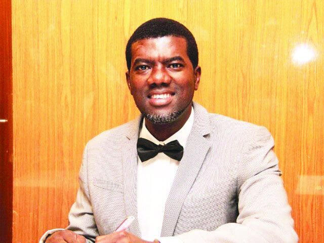 'Only a fool marries a woman who shaves off her eyebrows and draws it back by herself' – Reno Omokri