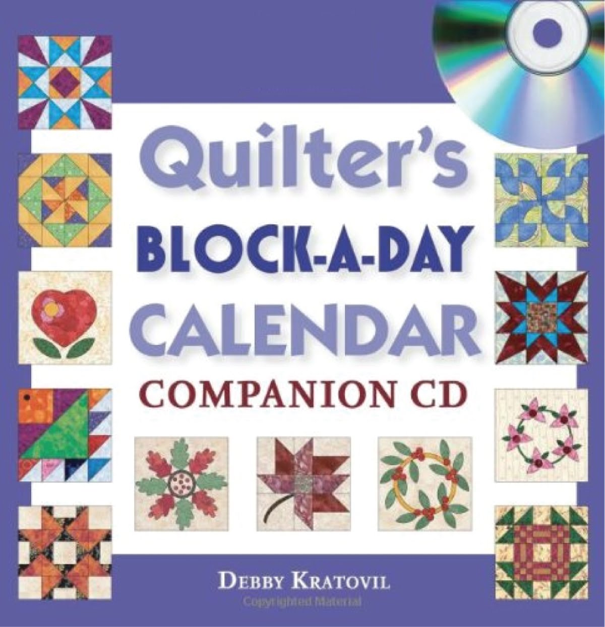 Block a Day Calendar CD
