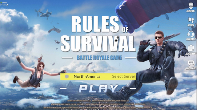 Download Rules of Survival PC 2018 Latest Version
