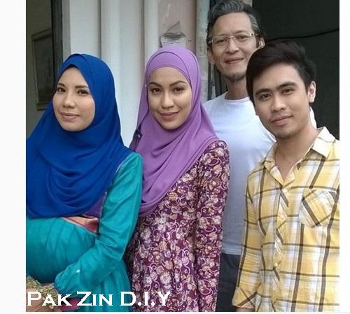 Sinopsis drama Pak Zin D.I.Y TV1, pelakon dan gambar drama Pak Zin D.I.Y TV1