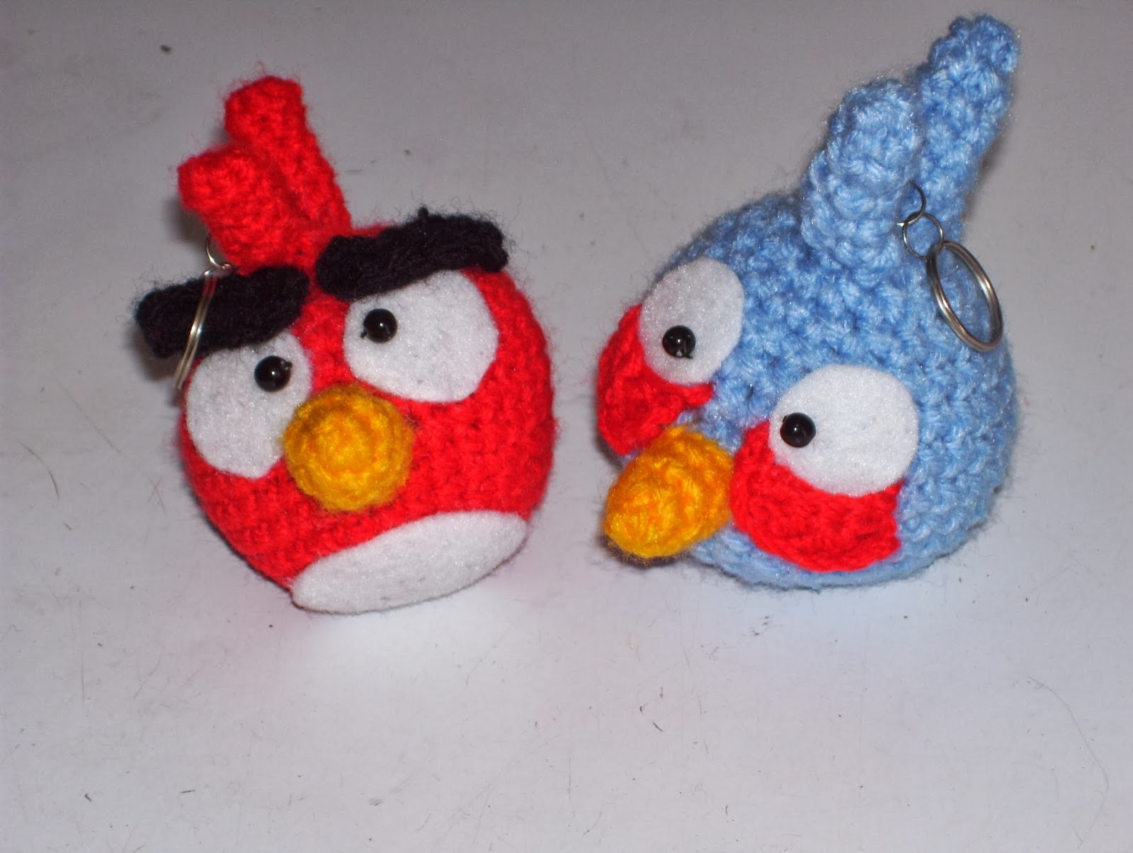 Tutorial Angry Birds Rojo Amigurumi Red 1 de 2 (English subtitles ... | 1205x1600