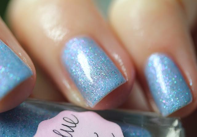 Lynnderella Sky-Blue Pink Fairy