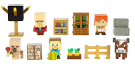 Minecraft Biome Packs Zombie Mini Figure