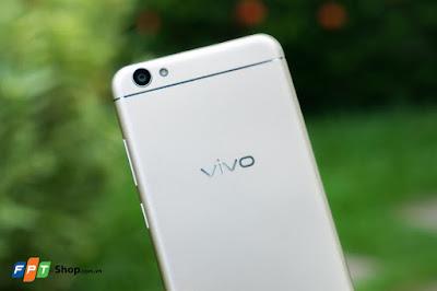 Thiết kế Vivo V5 Plus sang trọng đến như thế nào? - 189506