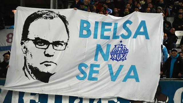 Les supporters marseillais n'ont jamais oublié Marcelo Bielsa