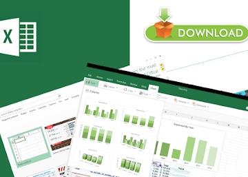 Aplikasi Hitung Nilai Ijazah dan Cetak Rapot SD, SMP, SMA Terbaru menggunakan Excel