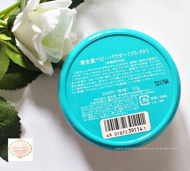 Produk Drugstore Jepang