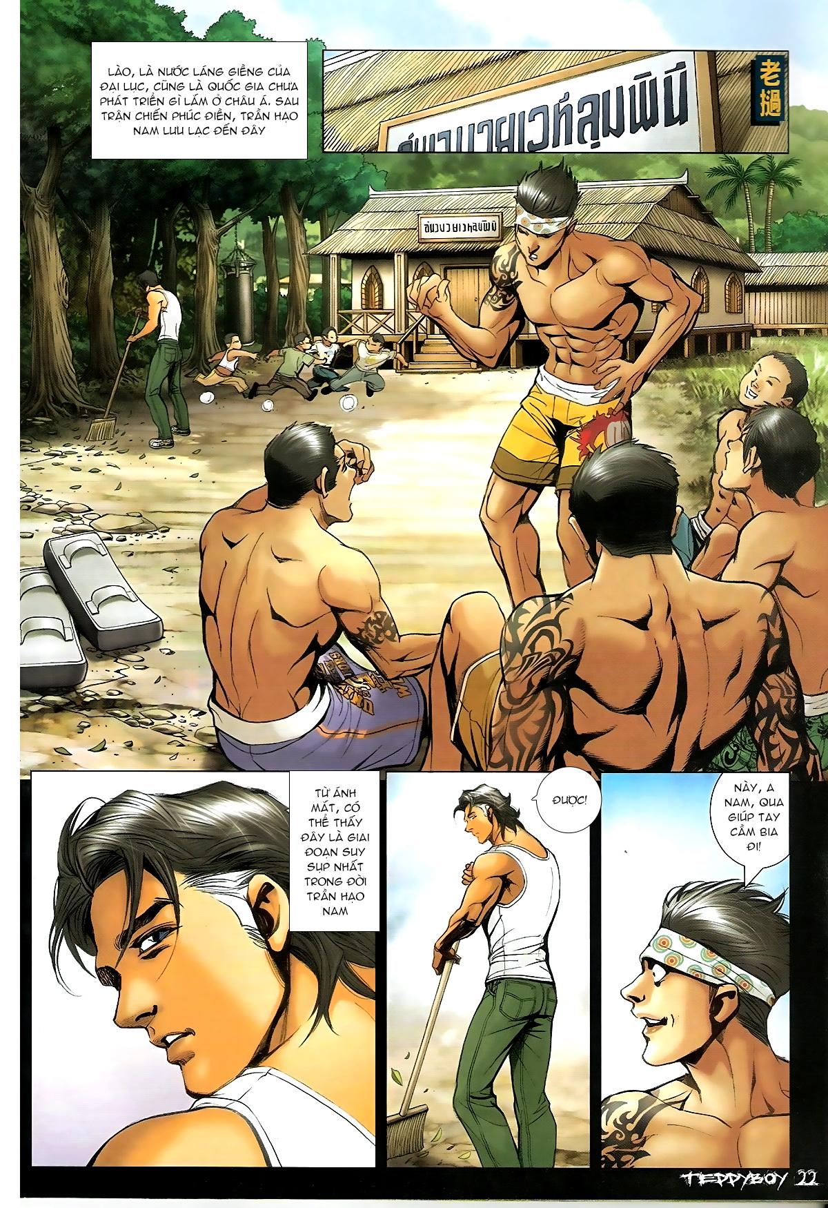 Người Trong Giang Hồ Chap 1343 - Truyen.Chap.VN