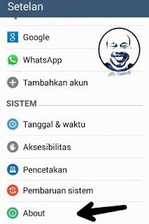Cara Membuka Cursor Di HP Android