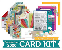 September Card Kit